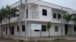 Sede de la Alcaldía de Palmar de Varela.