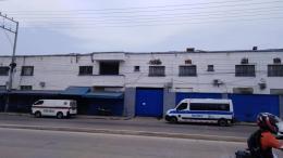 La riña se registró en el interior del centro carcelario de Barranquilla.