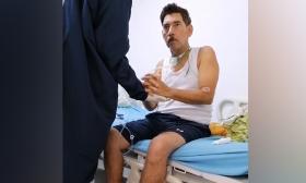 Rafael Jaime Blanco, recuperado del Covid-19