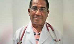 Juan Manuel Montes, médico cartagenero que será el primero en recibir la vacuna contra la covid-19.