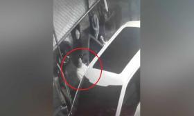 Cámara de seguridad registra el asesinato de ganadero en Valledupar