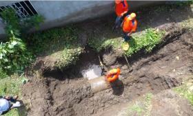 En video | Así fue el operativo para desmantelar banda señalada de robar el agua de 44.000 habitantes en Santa Marta