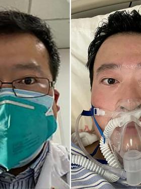 Doctor Li Wenliang.