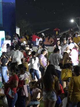 Advierten sobre el riesgo de nuevos contagios en Barranquilla