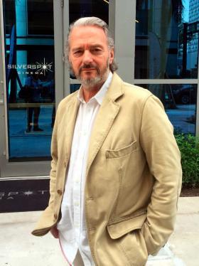 El director de cine colombiano Sergio Cabrera.