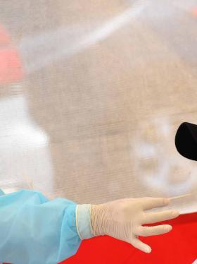 Casos de coronavirus en Colombia 9 de mayo