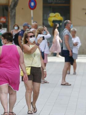 España eliminará el uso obligatorio de tapabocas a partir del 26 de junio