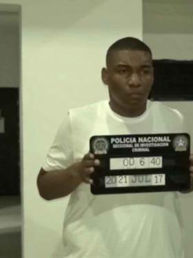 Cae en Montería capo del 'Clan del Golfo' pedido en extradición por EE. UU.