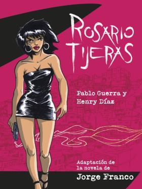 'Rosario Tijeras', un 'best seller' que ahora llega en un cómic