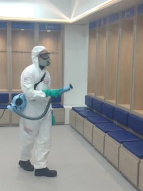 Multinacional inglesa fue elegida para sanitizar el estadio Metropolitano de Barranquilla