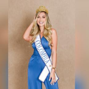 """""""Agradezco estos dos años como embajadora de la belleza colombiana"""""""