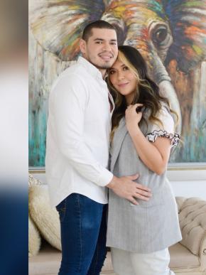 Jean C. Borelly y Gina Mercado, entre el amor y el emprendimiento