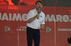 La presentación del plan de Gobierno de Jaime Pumarejo