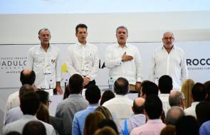 Estas son las imágenes que deja la instalación del congreso de Analdex en Barranquilla