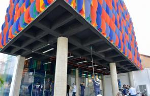 En imágenes   Ultiman detalles para la entrega del Museo del Carnaval