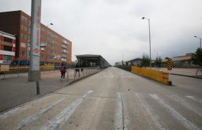 Así se ve Bogotá en las primeras horas de su simulacro de aislamiento