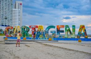 Fotos | Un recorrido por Cartagena celebrando su Fiesta de la Independencia
