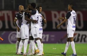 El debut de Junior ante Caracas en la Copa Libertadores
