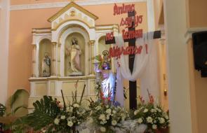 Las imágenes del Sábado de Gloria en Barranquilla