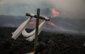 El río de lava del Volcán Pacaya que tiene en alerta a Guatemala