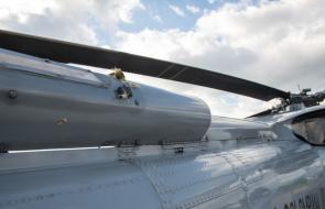 En fotos: así quedó el helicóptero del presidente Duque tras ataque