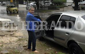 Fuertes lluvias ocasionaron emergencia en varios sectores de Barranquilla