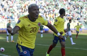 El album del empate 1-1 entre Bolivia y Colombia