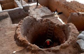 Arqueólogos descubren fábrica de vino de 1.500 años de antigüedad