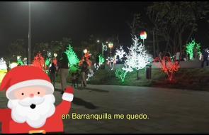 Barranquilla, la magia de la navidad