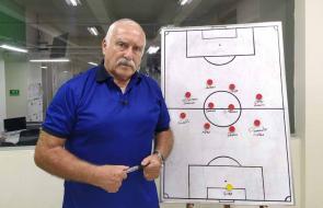 El 'profe' Ortega analiza la derrota 2-1 de Junior ante Flamengo