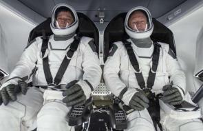 En vivo | Lanzamiento de la misión Demo-2 de la Nasa y SpaceX
