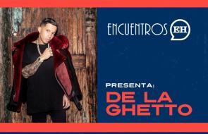 #EncuentrosEH | De La Ghetto explica qué significa 'Los Chulitos'