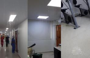 Este fin de semana se espera superar crisis en Hospital de San Andrés