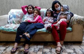 Los huérfanos de la pandemia, víctimas invisibles en Brasil