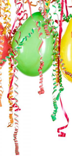 Arcos orgánicos, alegría que se infla para festejar en casa