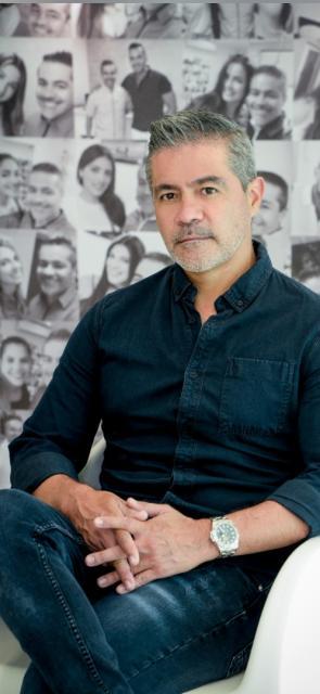 Persistencia y constancia, las claves para sonreír de Alex Ordoñez