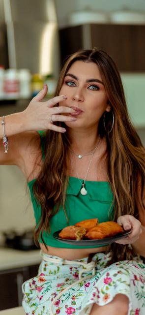 La psicología que impulsa a la 'foodie' cartagenera Natalia Vidales