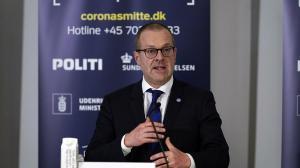 El director regional de la Organización Mundial de la Salud (OMS) para Europa, Hans Kluge.
