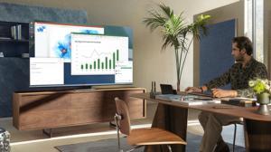 ¿Cómo sacar provecho del televisor mientras trabaja y estudia en casa?