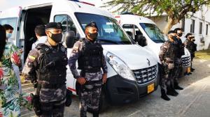 En Barranquilla, fortalecen parque automotor de las cárceles