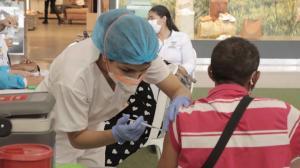 Baja afluencia en vacunación anticovid en Riohacha