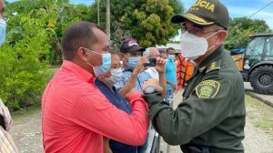 """Director de la Policía sostiene que alias 'Otoniel' está """"pasando hambre"""""""