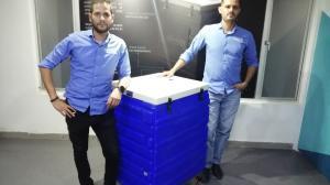 Empresa colombiana crea neveras para vacunas covid sin conexión eléctrica