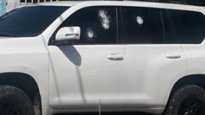 Atentado con fusil en Valledupar: ganadero se salva por camioneta blindada