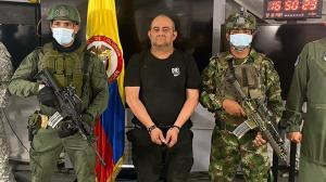 """Captura Otoniel: """"No es suficiente para acabar con el narcotráfico"""": vicepresidenta"""
