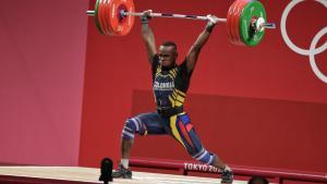 Santiago Rodallegas, quinto y diploma olímpico en Tokio 2020