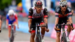 Juan Sebastián Molano se adjudicó la segunda etapa de la Vuelta a Burgos