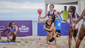 Juegos Nacionales de Mar y Playa: Antioquia y Valle logran primeras medallas de oro