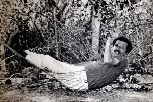 Foto de archivo del dirigente liberal Luis Carlos Galán Sarmiento, asesinado hoy hace 30 años.