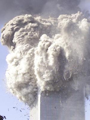 """""""Era una zona de guerra: explosiones, fuego y concreto cayendo de las alturas"""""""